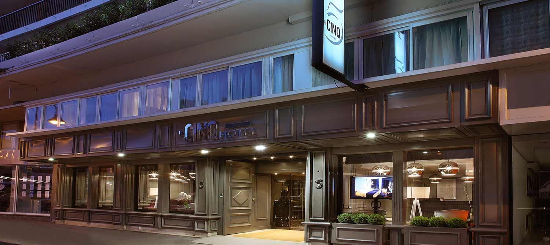 Chambéry hôtel