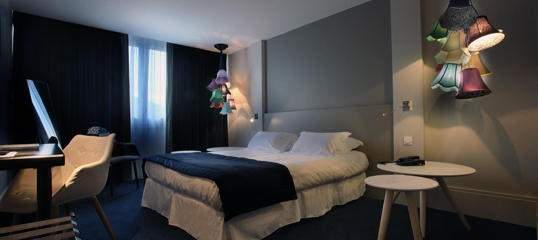 Chambre hôtel Chambéry