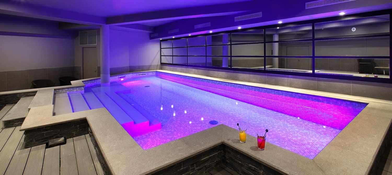 Hôtel piscine Chambéry